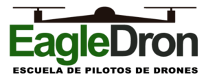 Logotipo EagleDron Escuela de Pilotos de Drones