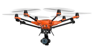 Dron Hexacóptero Yuneec H520