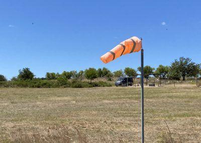 EagleDron campo de vuelo escuela piloto de drones Valencia